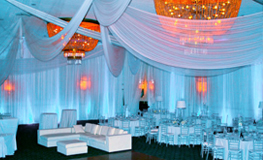 event-draping