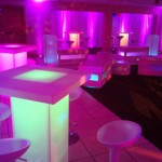 32. Glow Lounge Furniture Setup + Hi-Boy with Counter Top