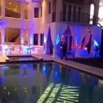 54. Outdoor + Gobo on Pool