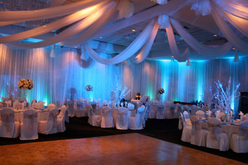 event draping gallery
