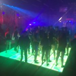 22. Party Time with LED Dance Floor