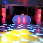 Glow Towers, LED DANCE Floor, Ray Workstation
