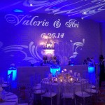 21. Uplighting + Gobo Lighting + Glow Bar