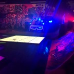 LED DANCE Floor + The-DJ Workstation