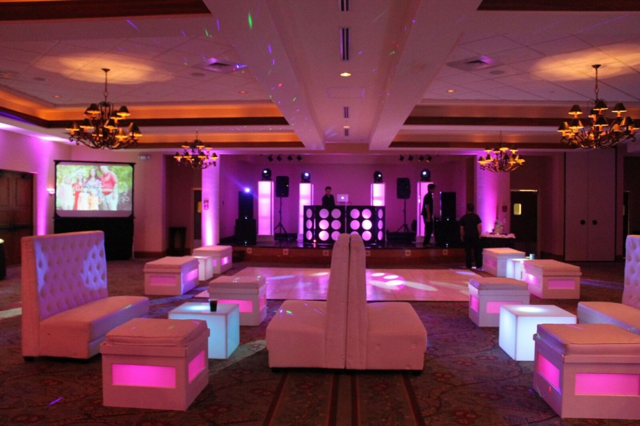 Dance Floor Led White Dance Floor Rental In Miami Fort