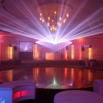 Intelligent Lighting, Plush-DJ-Facade and Glow Towers