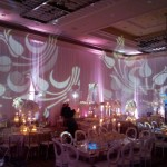 draping and gobo