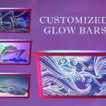 135. Customized Glow Bars